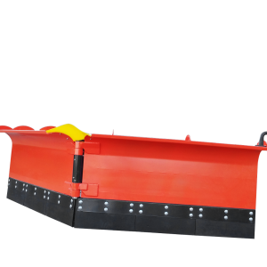 Sniego valytuvas V formos 1 modelis