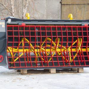 Betono maišyklės MTp
