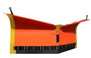 Sniego valytuvas V formos 2 Modelis
